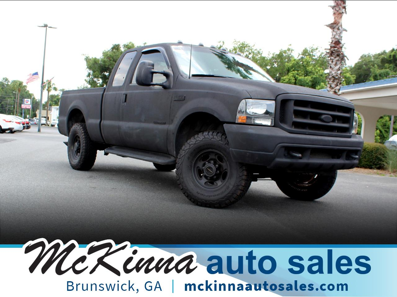 2000 Ford F-250 Lariat SuperCab 4WD
