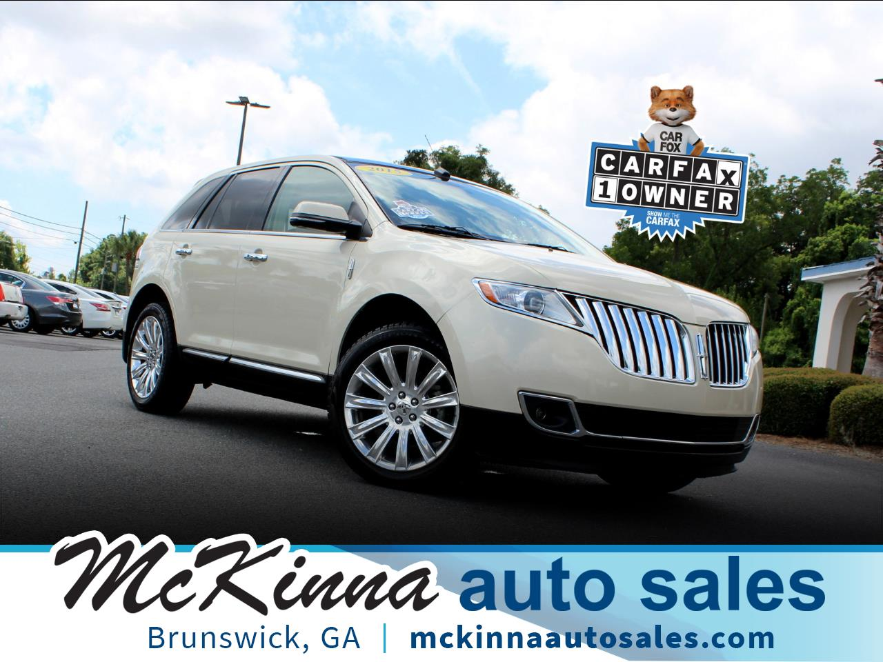 Lincoln MKX AWD 4dr 2015