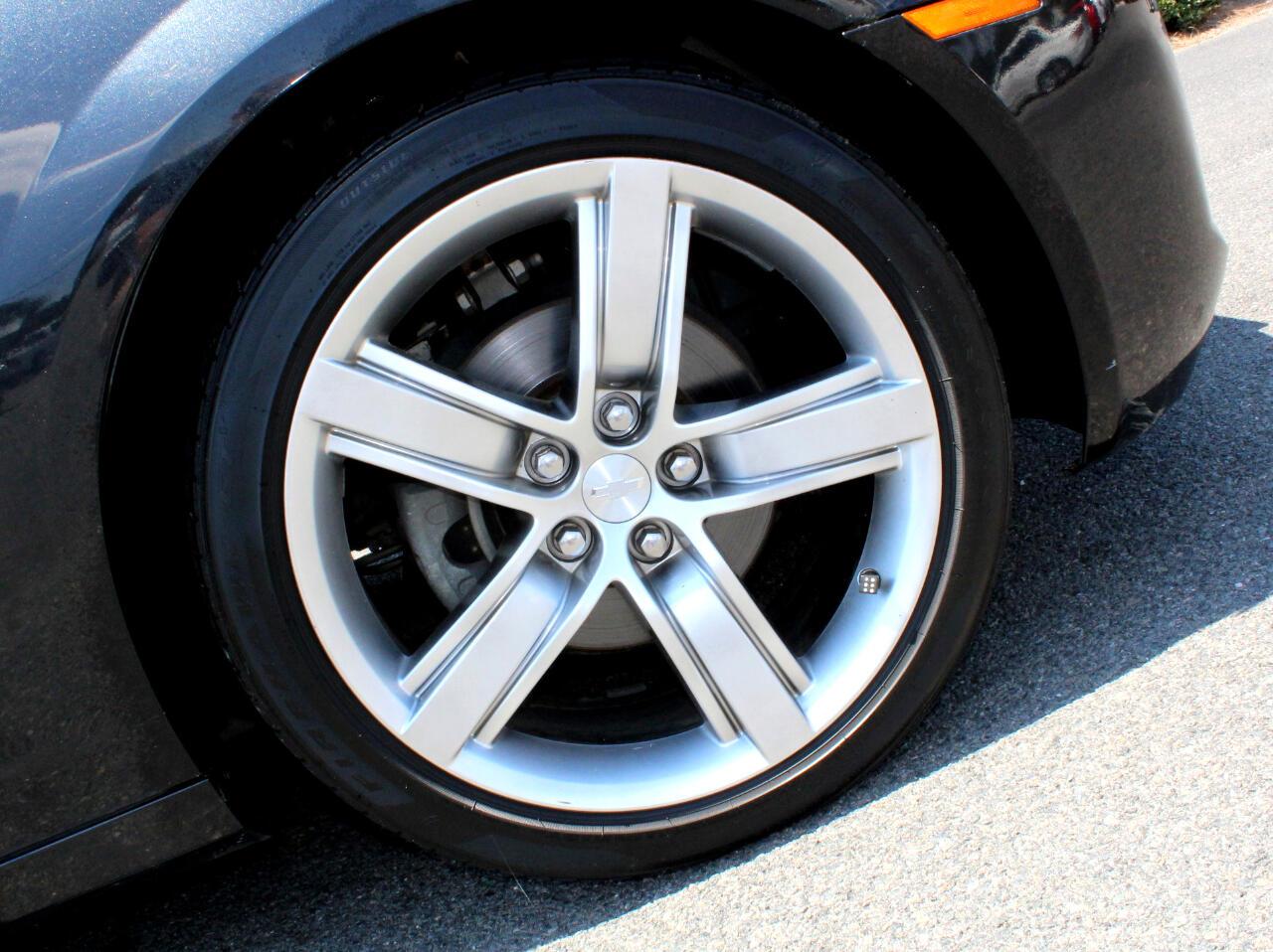 2012 Chevrolet Camaro Convertible 2LT