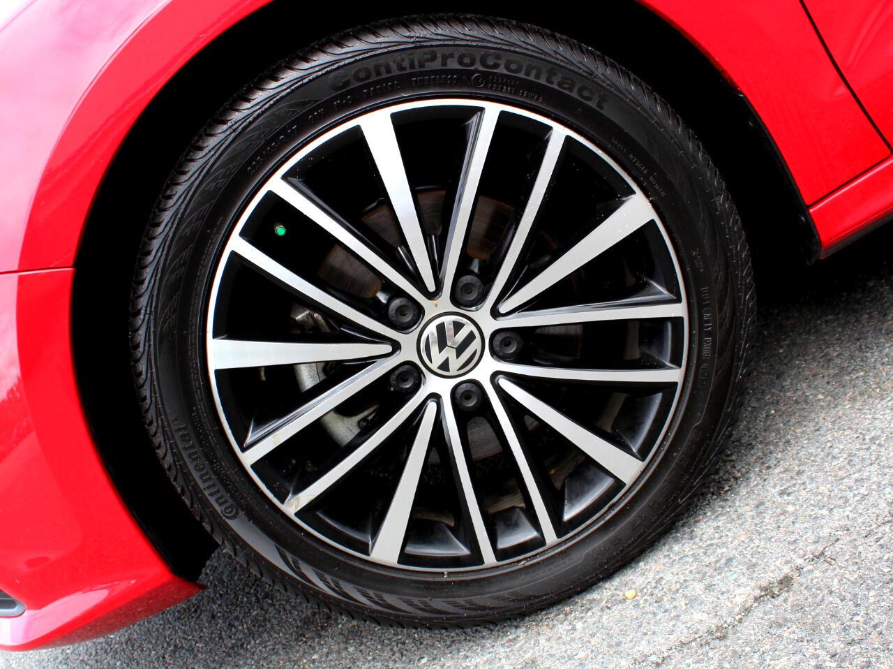 2015 Volkswagen Jetta 4dr Auto 1.8T Sport PZEV