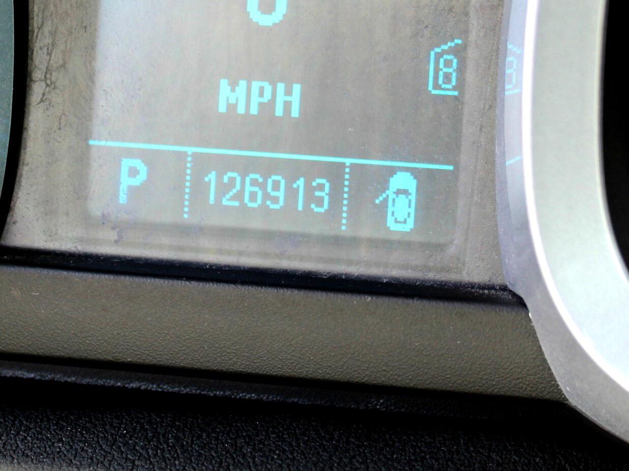 2010 Chevrolet Equinox LTZ AWD