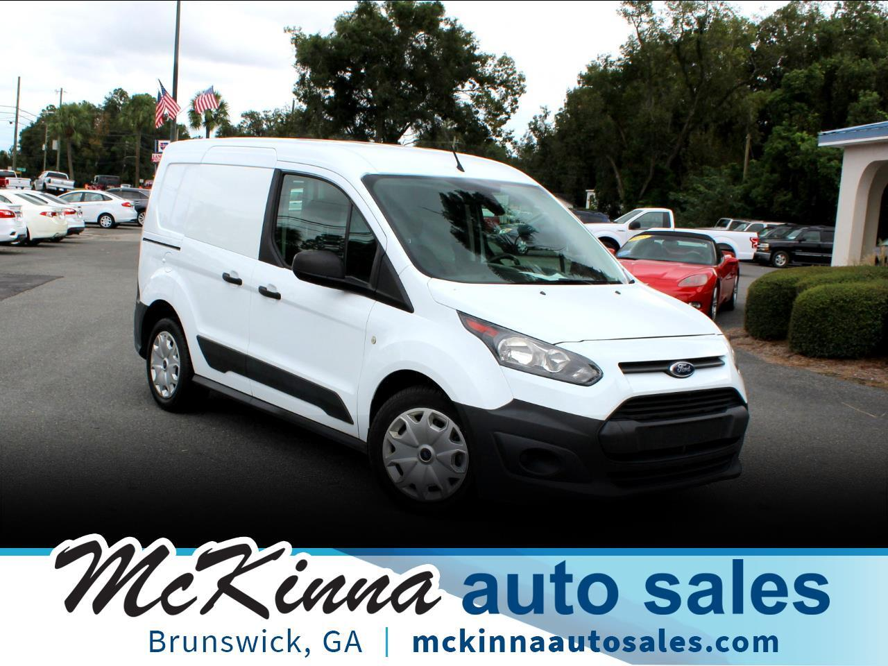 Ford Transit Connect SWB XL 2015