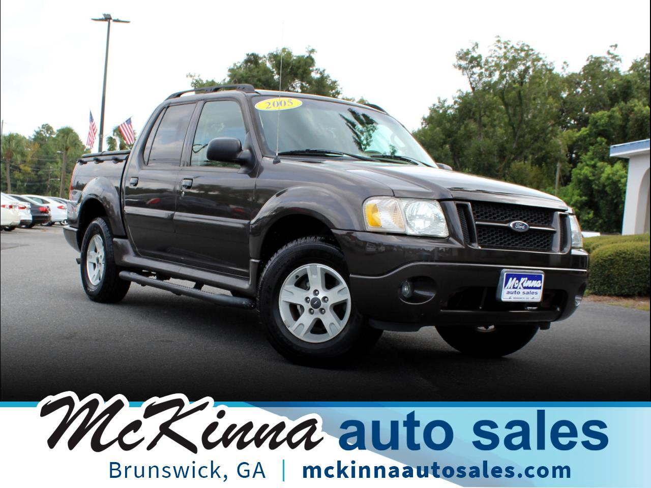 2005 Ford Explorer Sport Trac XLT Premium 2WD