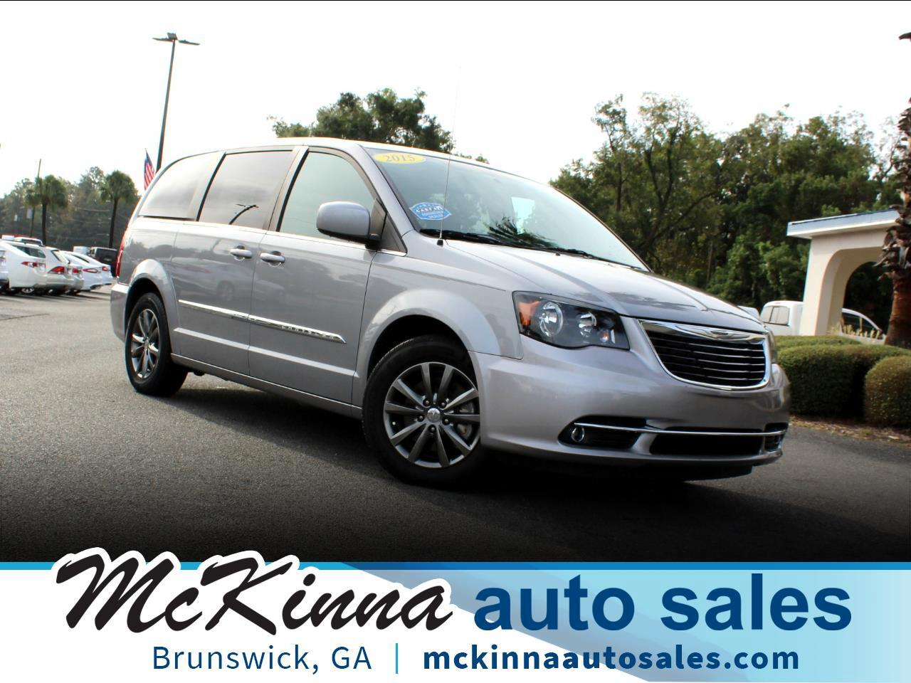 Chrysler Town & Country 4dr Wgn S 2015