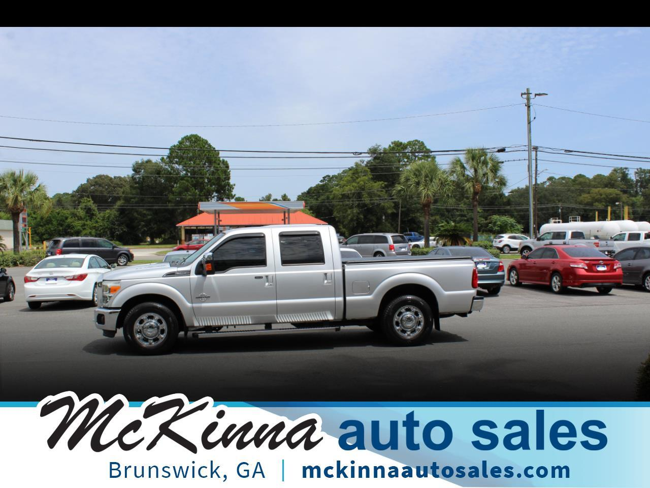 "Ford Super Duty F-250 SRW 2WD Crew Cab 156"" King Ranch 2013"