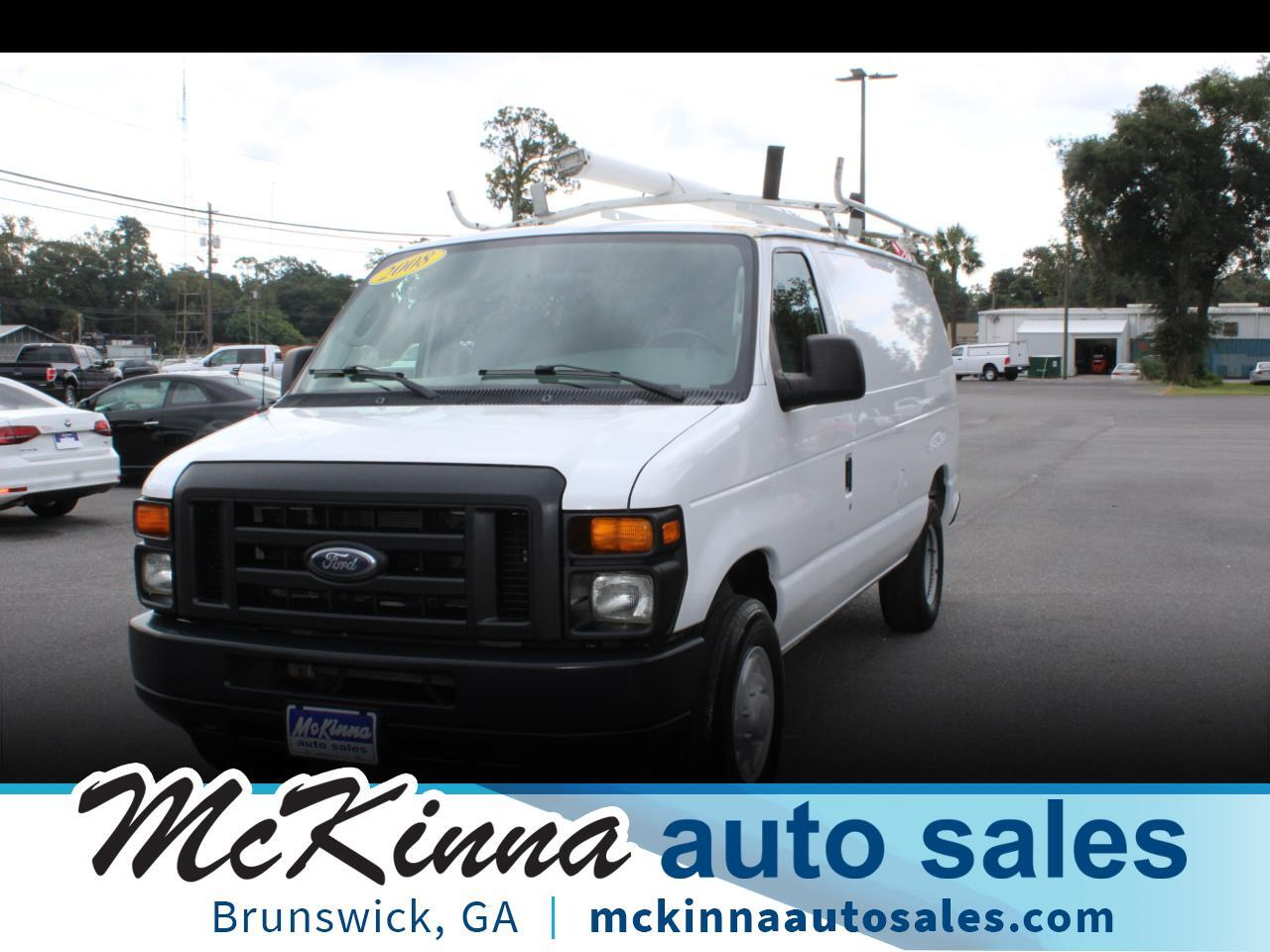 Ford Econoline Cargo Van E-250 Recreational 2008