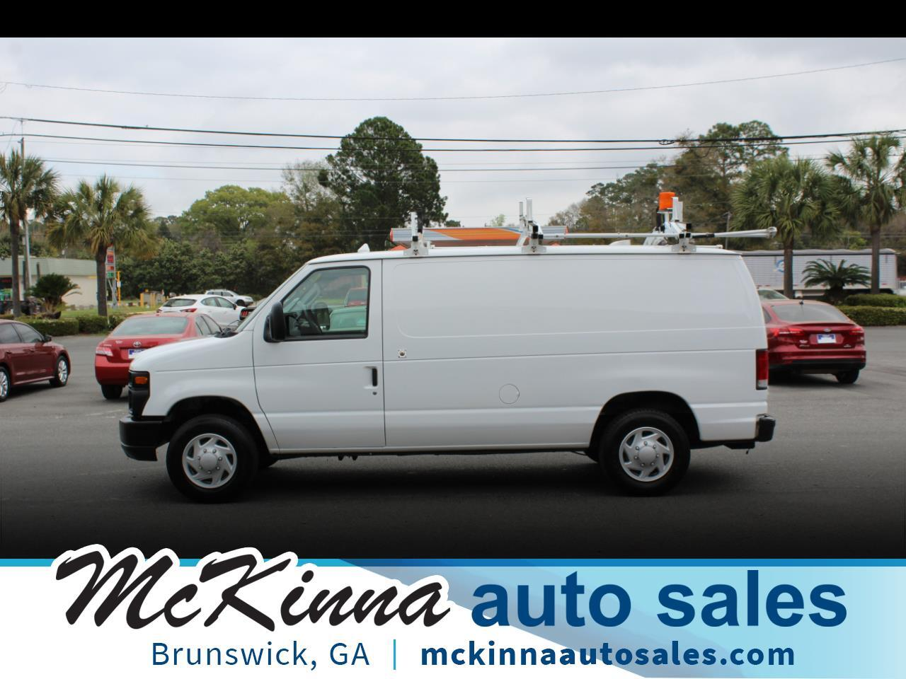 Ford Econoline Cargo Van E-150 Recreational 2014