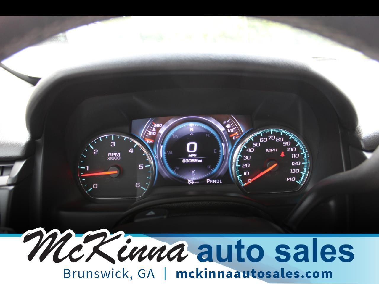 GMC Yukon 4WD 4dr Denali 2017