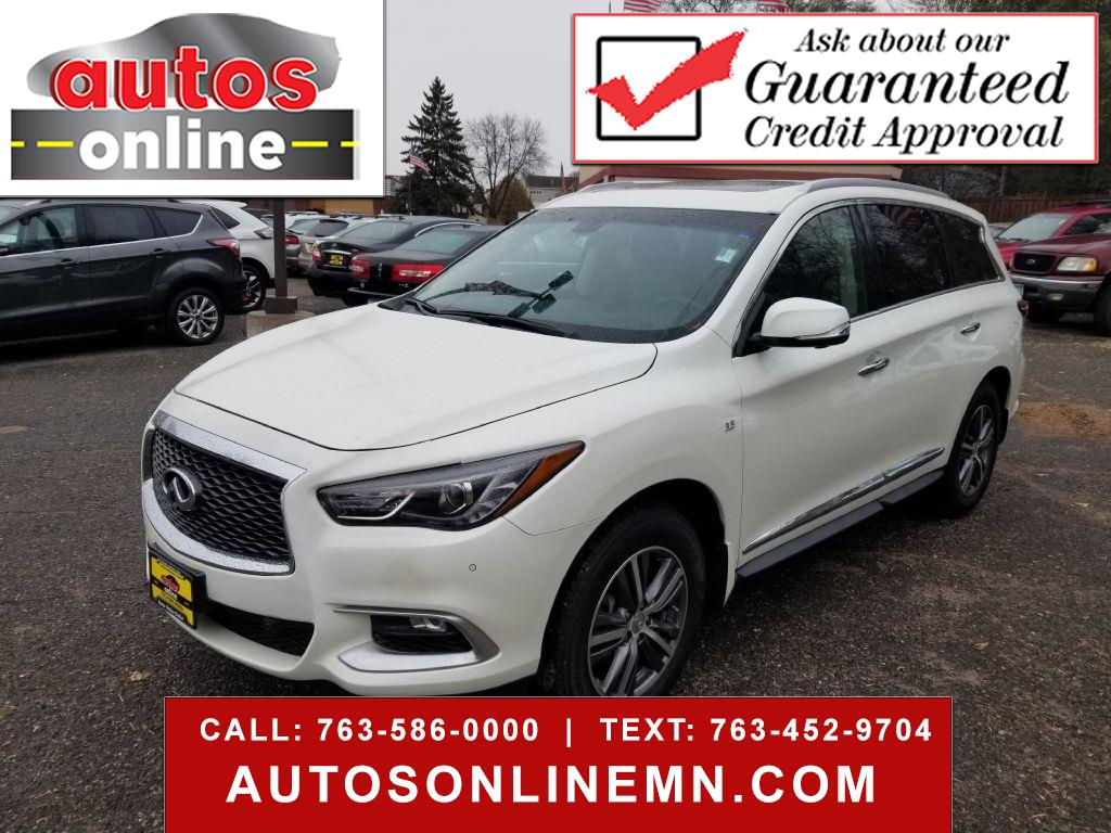 Infiniti QX60 Base AWD 2016