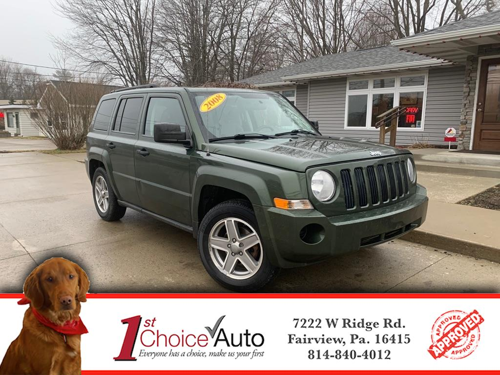 Jeep Patriot Sport 4WD 2008