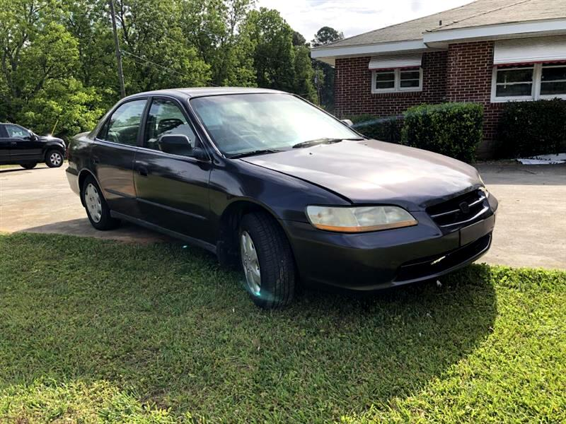 Honda Accord LX sedan 1999