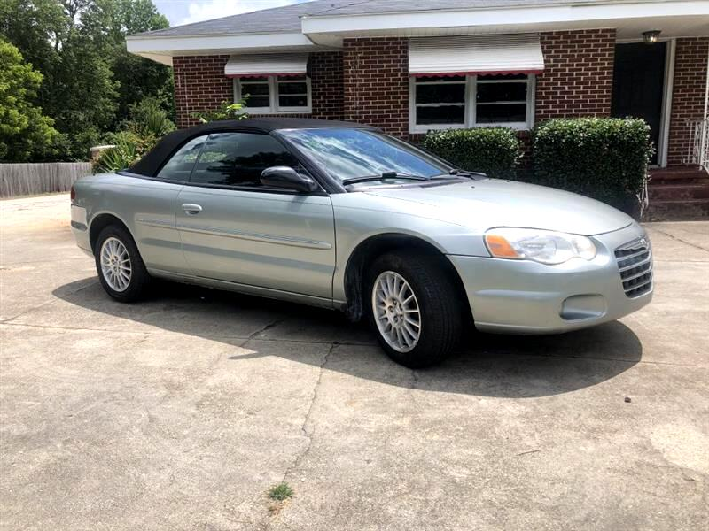 Chrysler Sebring Touring Platinum Convertible 2004