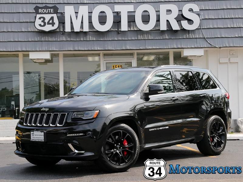 2015 Jeep Grand Cherokee 4dr SRT-8 4WD