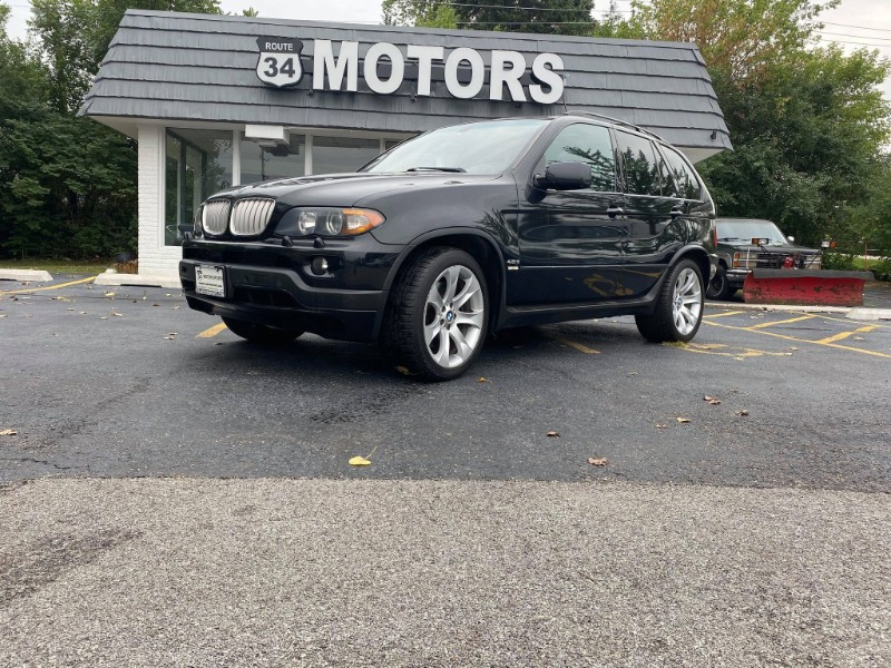 BMW X5 4.8is 2005