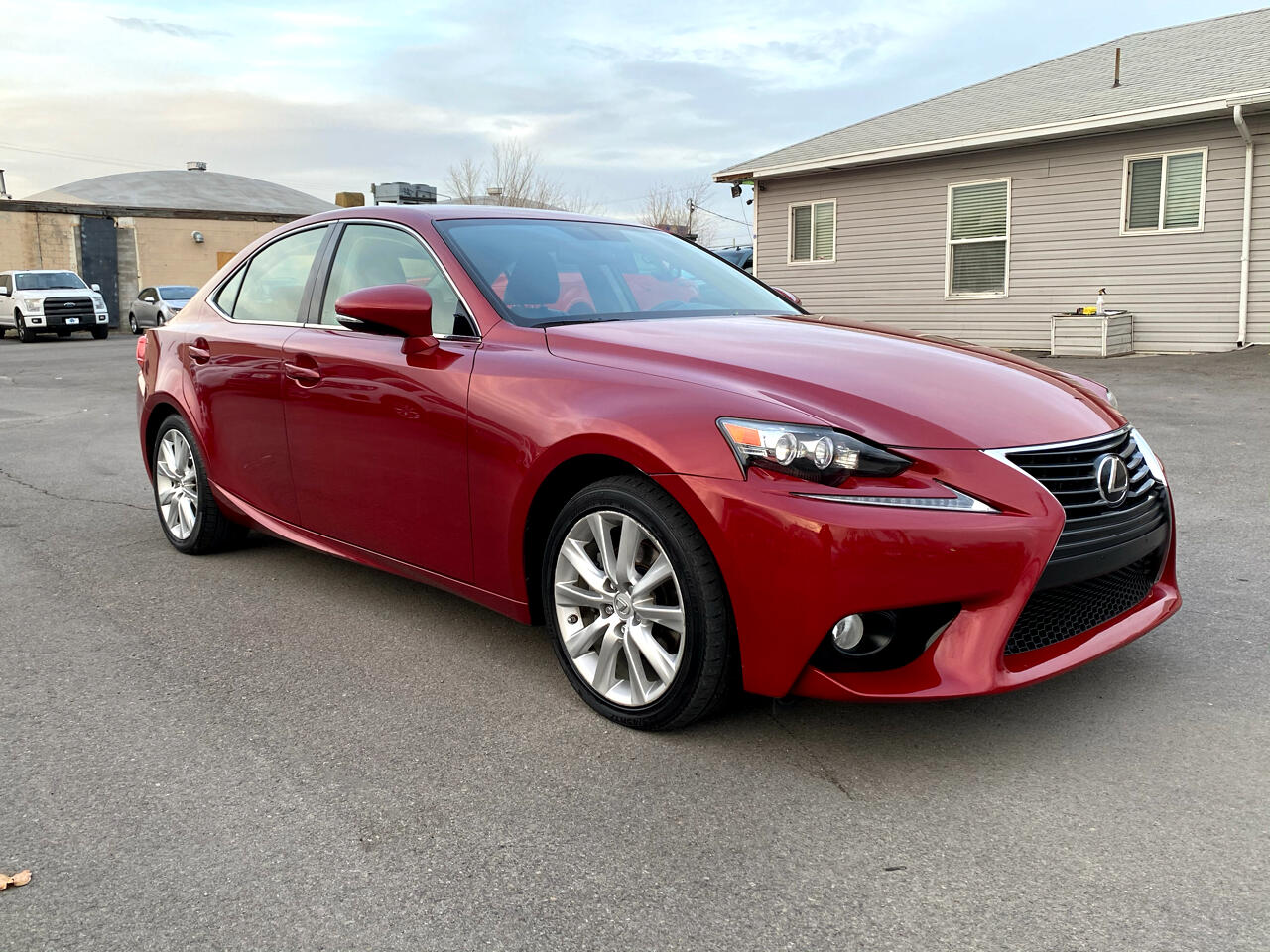 Lexus IS 250 AWD 2014