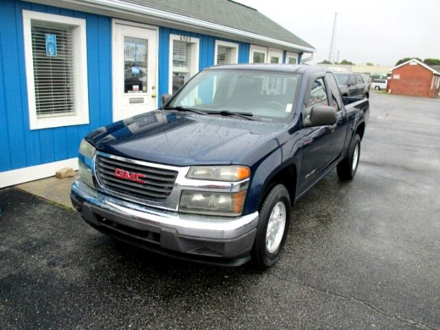 2004 GMC Canyon SLE Ext Cab 2WD