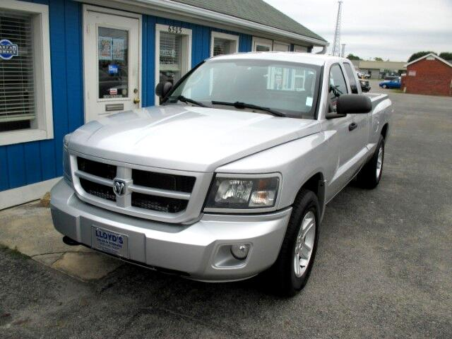 2010 Dodge DAKOTA SLT Big Horn Ext Cab
