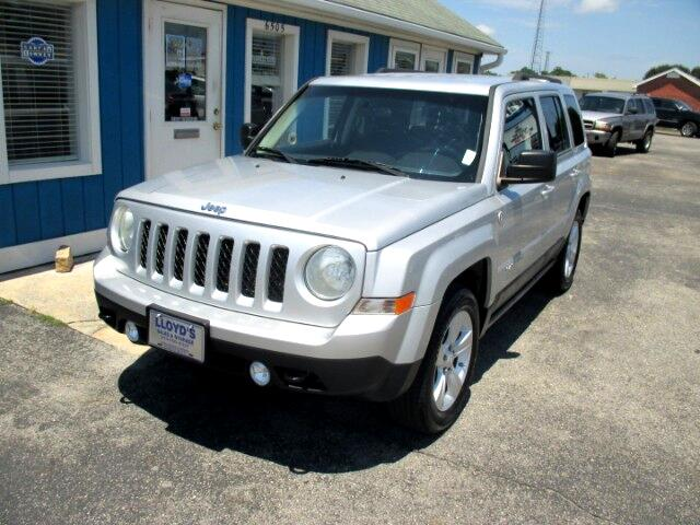 2011 Jeep Patriot 4WD 4dr Sport