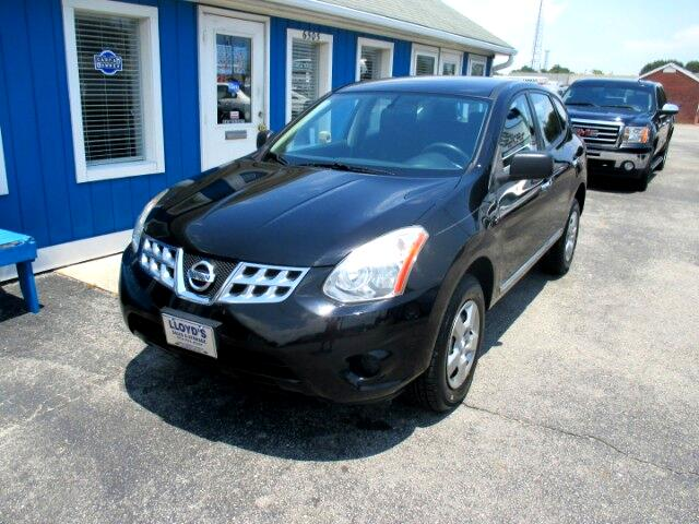 2012 Nissan Rogue FWD 4dr S