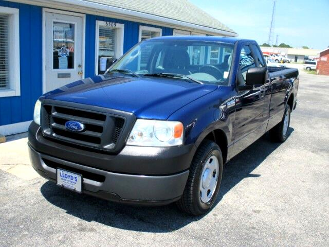 2008 Ford F-150 XL Long Bed 2WD