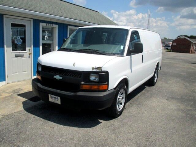 2012 Chevrolet Express 1500 Cargo