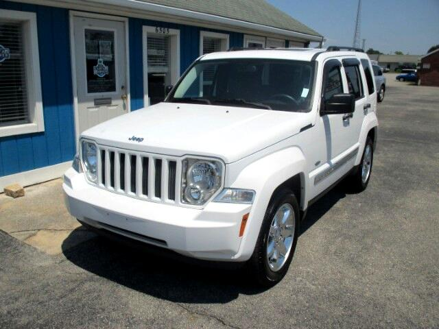 2012 Jeep Liberty 4dr Limited 4WD Latitude