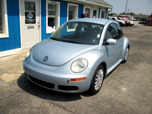 2010 Volkswagen New Beetle 2.5L