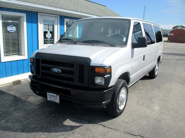 2010 Ford Econoline E-150 XL 8 Passenger Van