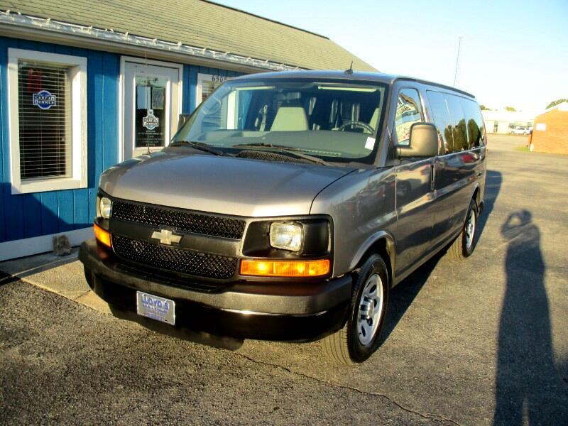2011 Chevrolet Express 1500 LS 8 Passenger Van