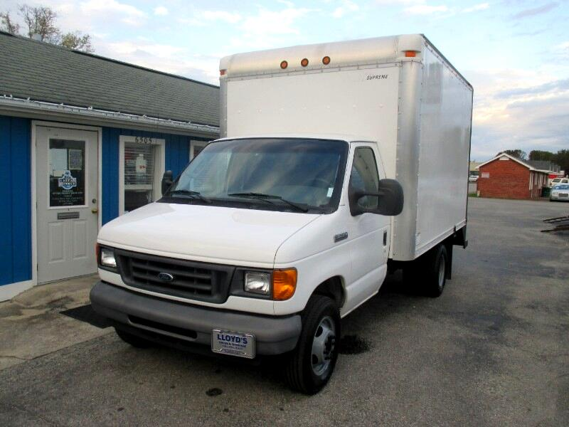 2007 Ford Econoline E-350 Super Duty 12' Box Truck