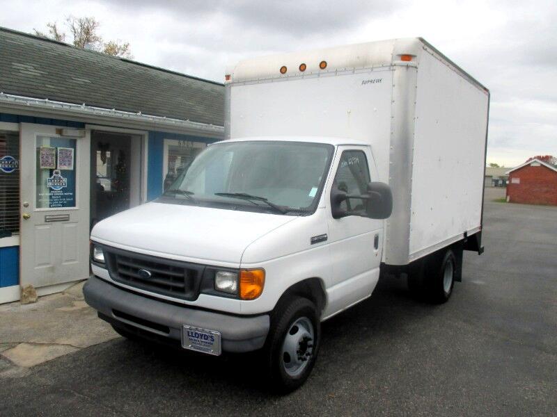 2007 Ford Econoline E-350  Super Duty 12' Box Truck