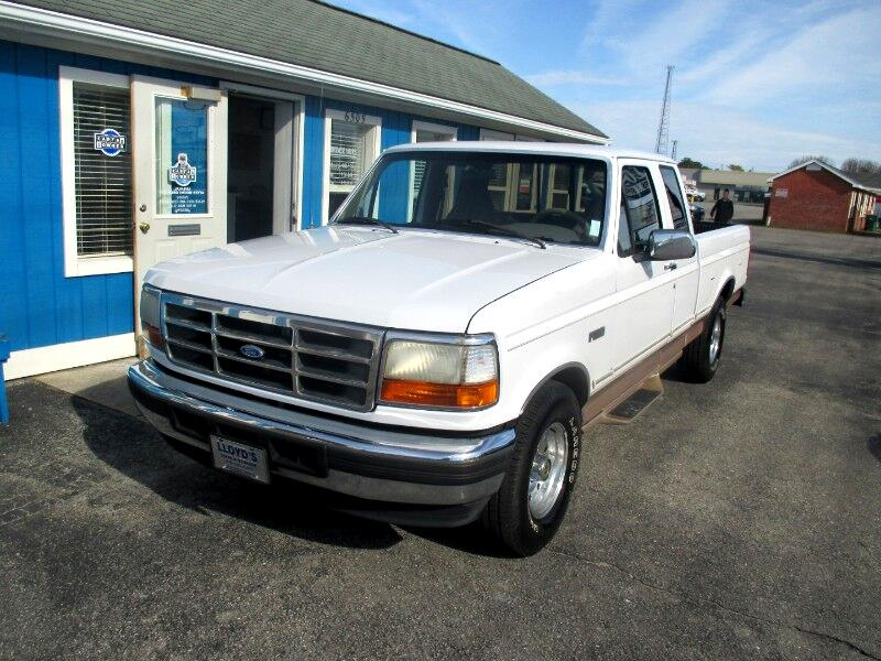 1996 Ford F-150 Eddie Bauer SuperCab Long Bed 2WD