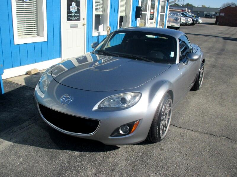 2010 Mazda MX-5 Miata 2 Door Convertible / Hardtop