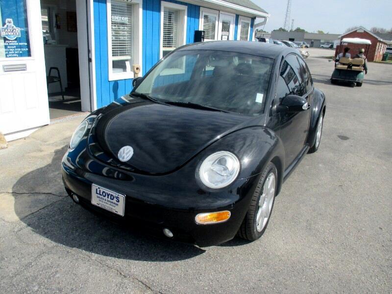 2003 Volkswagen New Beetle 2.0T