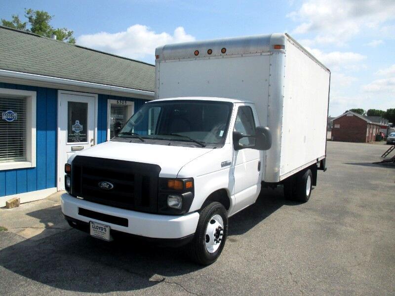 2008 Ford Econoline E-350 Super Duty DRW 14' Box Truck