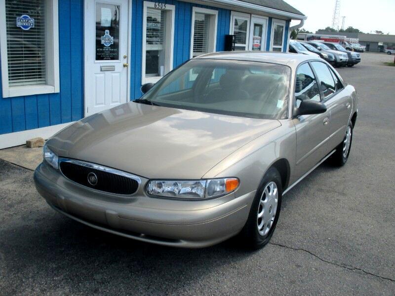2003 Buick Century Custom