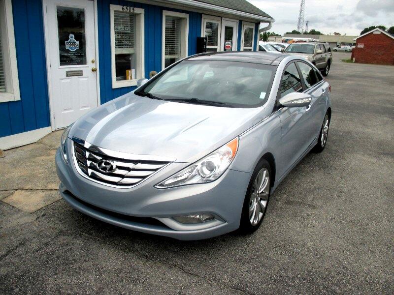 2012 Hyundai Sonata Limited Auto