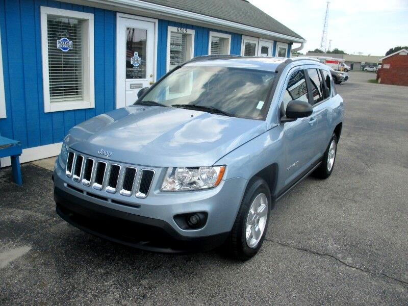2013 Jeep Compass Latitude FWD