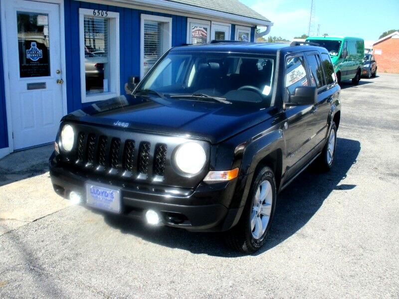 2011 Jeep Patriot 4WD Sport