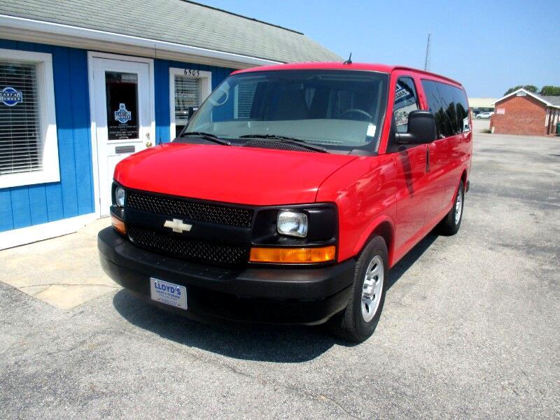 2011 Chevrolet Express 1500LS 8 Passenger Van
