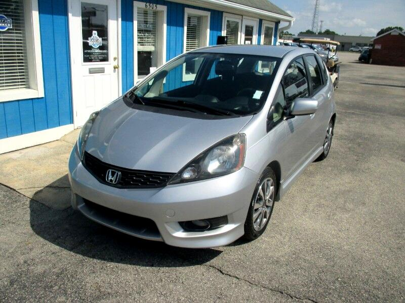 Honda Fit Sport 5-Speed AT 2013