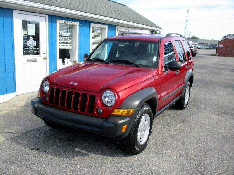 Jeep Liberty Sport 2WD 2006