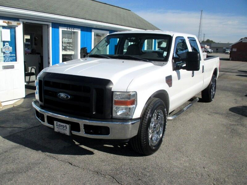 Ford F-250 SD XL Crew Cab Long Bed 2WD 2008