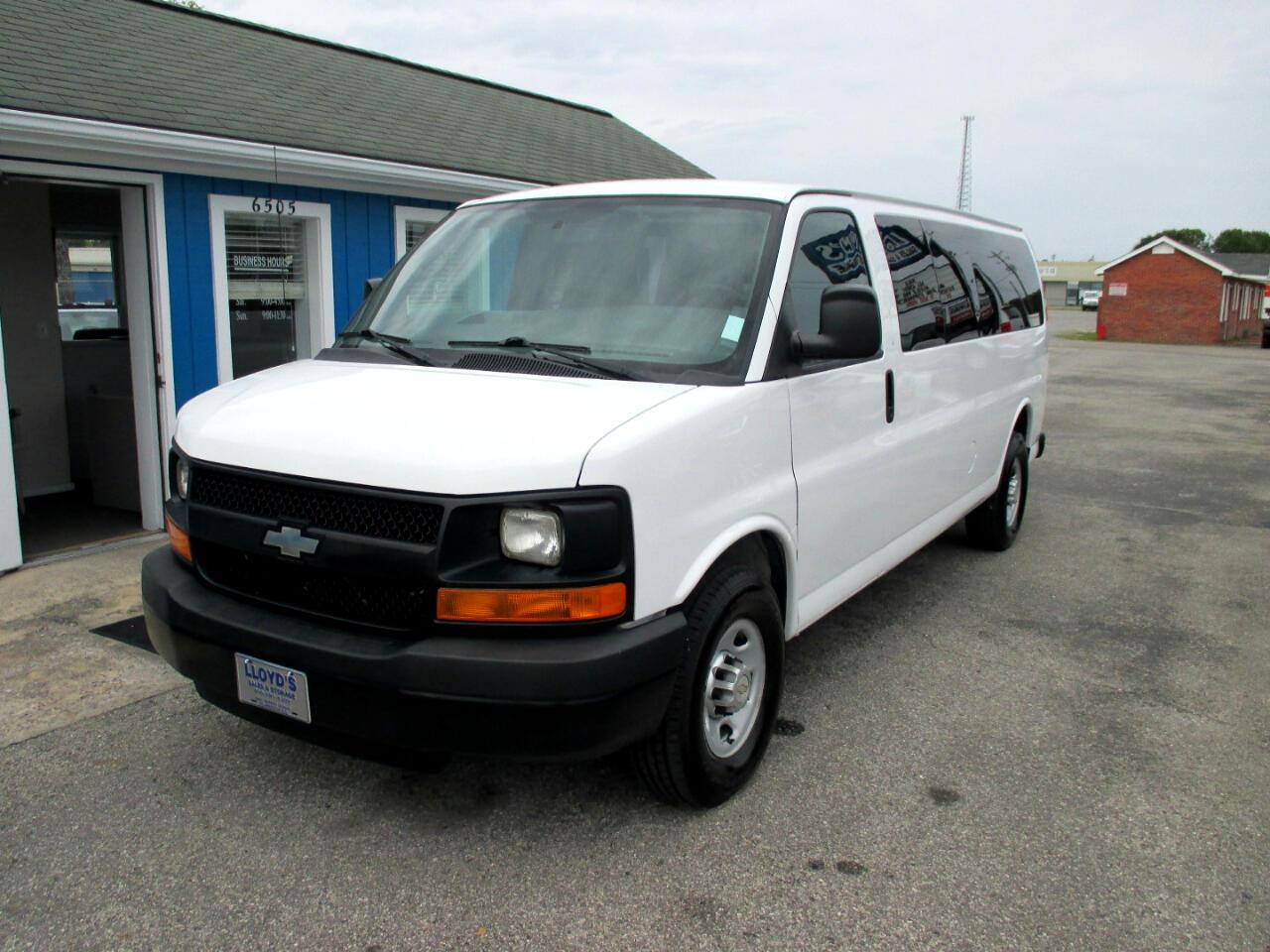Chevrolet Express Passenger  2013