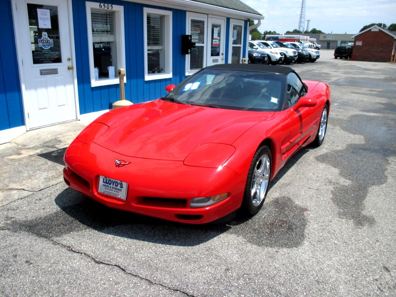 Chevrolet Corvette 2dr Convertible 1998