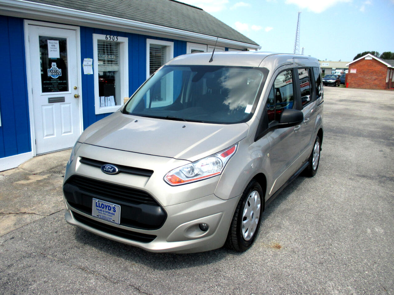 Ford Transit Connect Wagon 4dr Wgn SWB XLT w/Rear Liftgate 2016