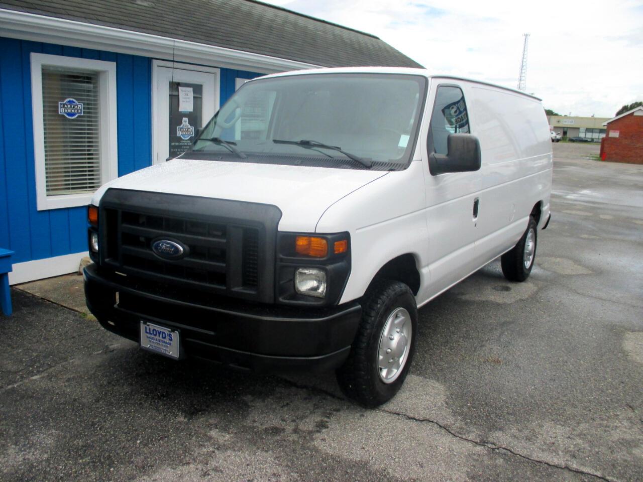 Ford Econoline Cargo Van E-150 Commercial 2013