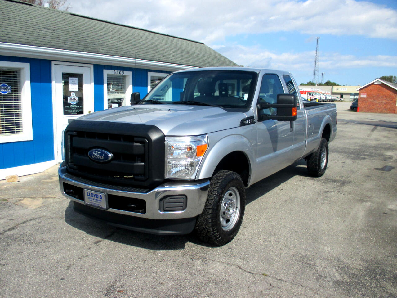 "Ford Super Duty F-350 SRW 4WD SuperCab 158"" XL 2016"