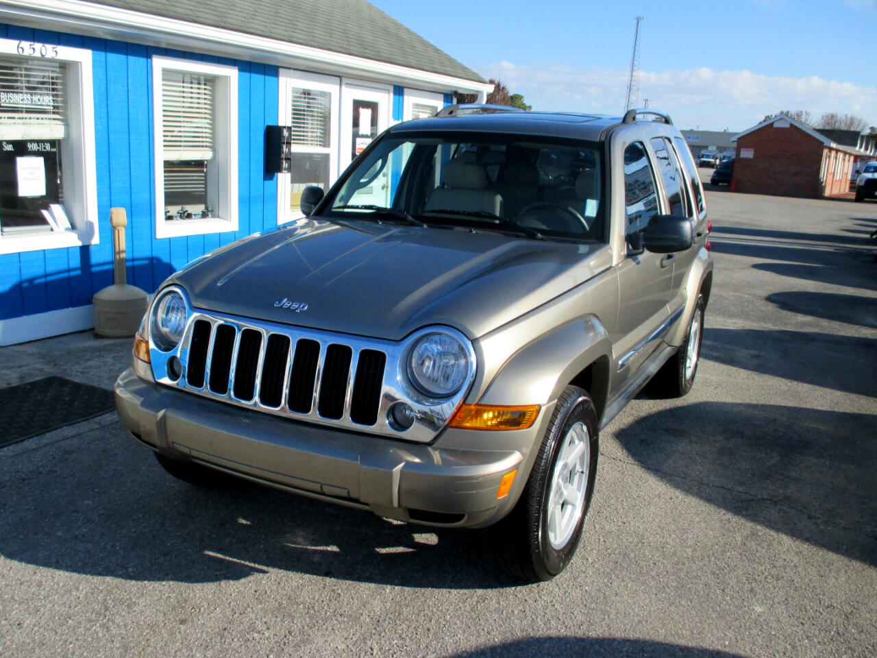 Jeep Liberty 4dr Limited 2006