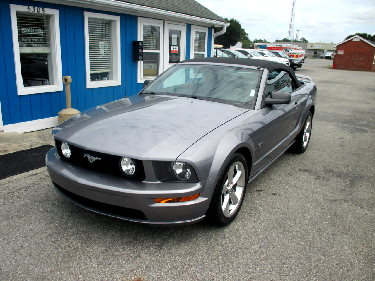 Ford Mustang 2dr Conv GT Deluxe 2006